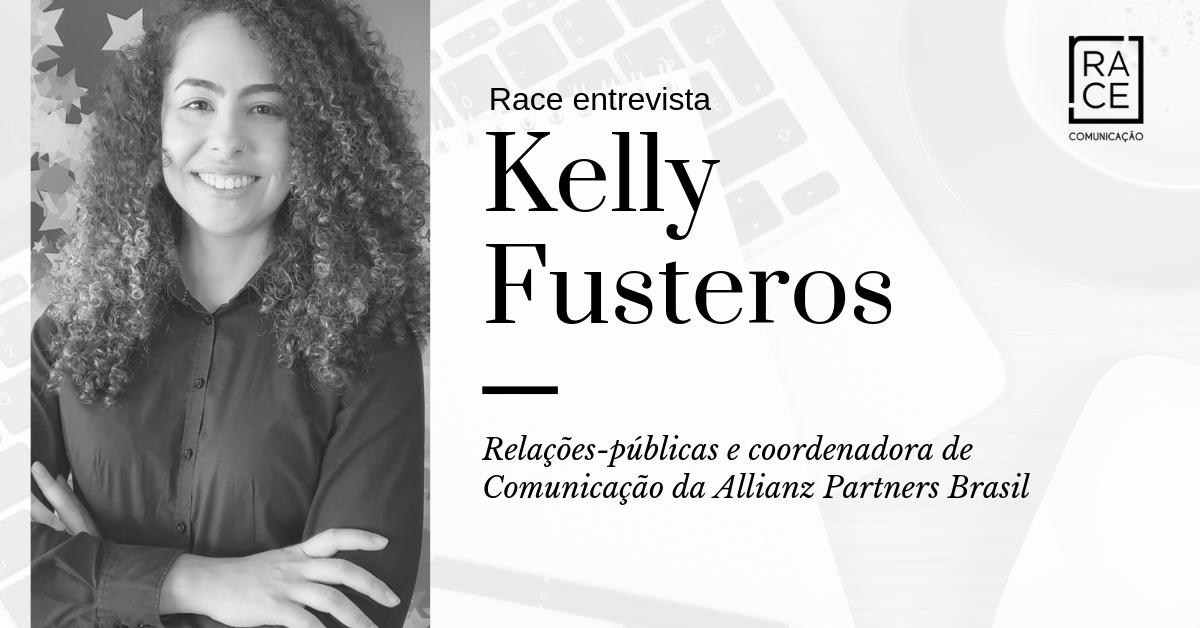 Race Entrevista Kelly Fusteros, relações-públicas e coordenadora de Comunicação da Allianz Partners Brasil 6